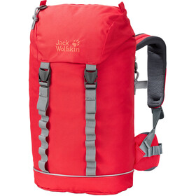 Jack Wolfskin Jungle Gym Pack Kids tulip red
